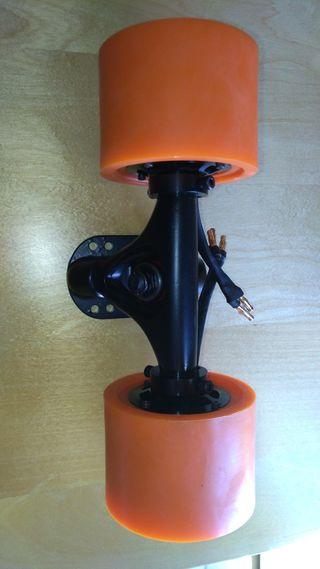 Motores skateboard electrico
