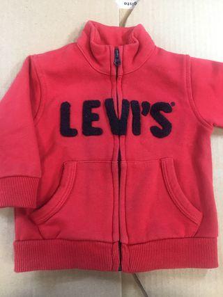Chaqueta bebé Levis