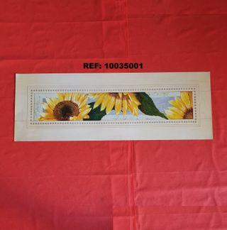 100 x 35 Láminas FLORES
