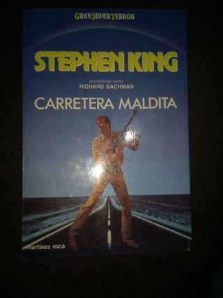 Carretera Maldita - Stephen King