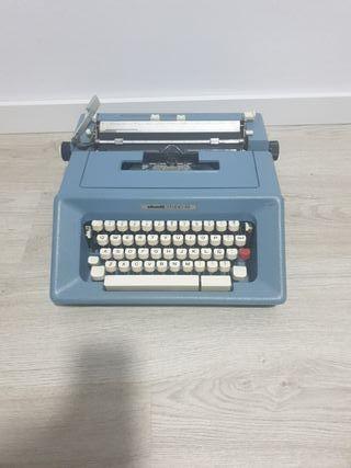 maquina de escribir Olivetti Estudio 46