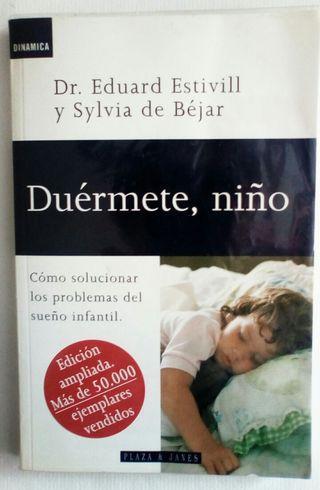 """Libro """"Duérmete niño"""""""