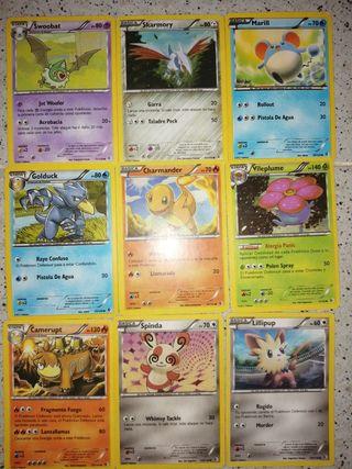 Cromos Pokémon