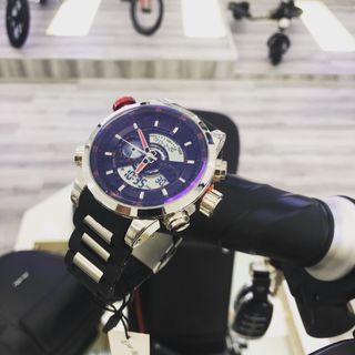 Reloj Hombre Dual Evon Mon Crois