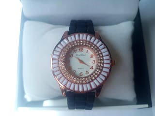 be2b2686eaae Correa Reloj Oro de segunda mano en Zaragoza en WALLAPOP
