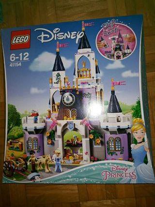Lego 41154 castillo cenicienta nuevo disney