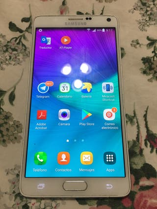 Galaxy note 4 de 32gb
