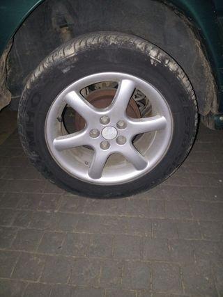 4 neumáticos ruedas 255 50 r 17