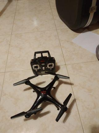 dron syma mitad de precio
