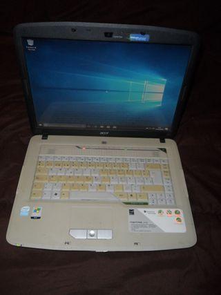 Ordenador portátil Acer Aspire 5715Z