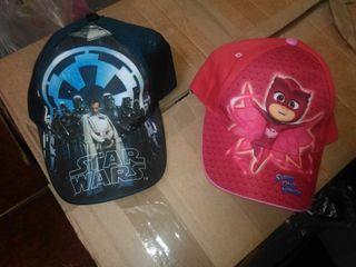 gorras de disney