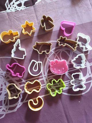 moldes galletas