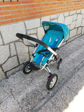 CARRO BEBE QUINNY BUZZ+CAPAZO PLEGABLE