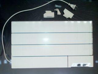 Emisor térmico 500W UFESA