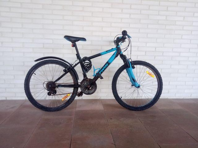 3af763f3f92 2 bicicletas btt niño 9-12 años de segunda mano por 100 € en Zumaia ...