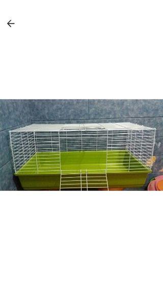 jaula para conejos/chinchillas/ratas/hurones