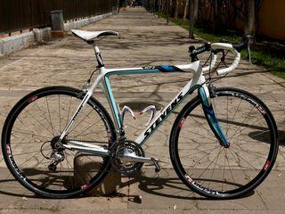 Bicicleta de carretera STEVENS t.56