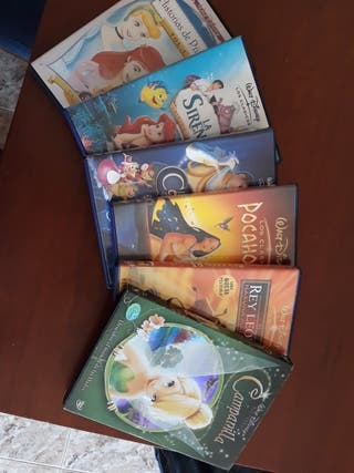 Pack de películas Disney