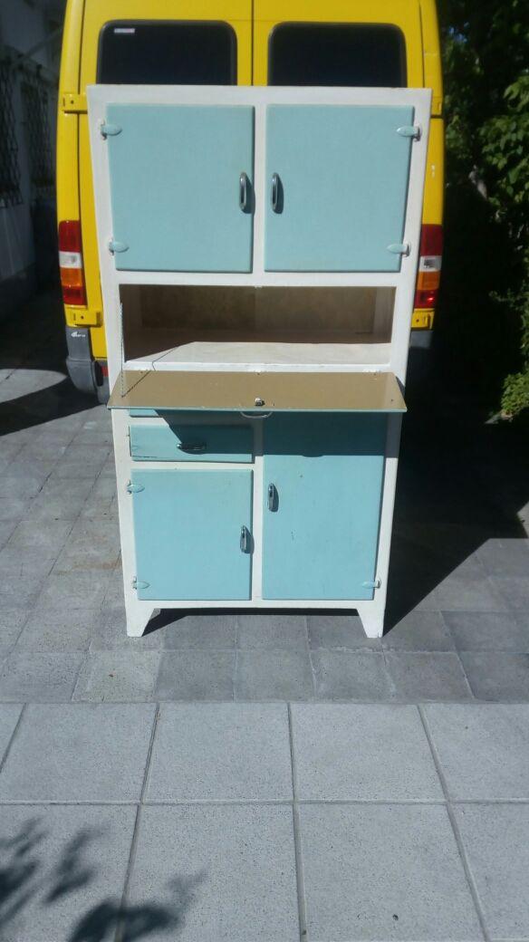 Alacena mueble cocina vintage de segunda mano por 240 € en ...