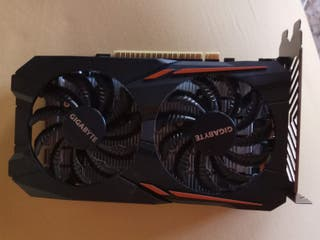 gigabyte Nvidia GeForce 1050