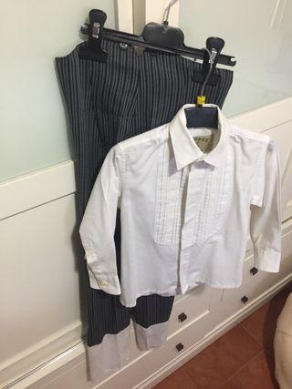 Campero: pantalón, camisa, gorra, fajin, tirantes2
