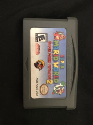 Súper Mario World 2 para Game Boy