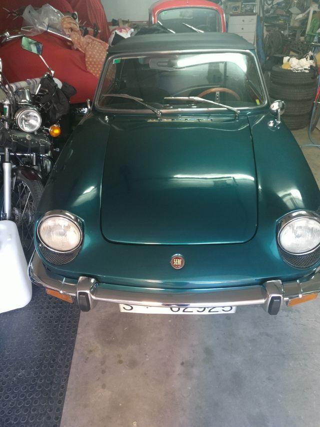 SEAT 850 Spider 1969