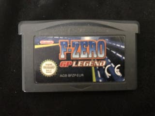 F-ZERO GP LEGEND para Game Boy