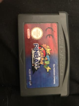 Pokémon Pinball para Game Boy