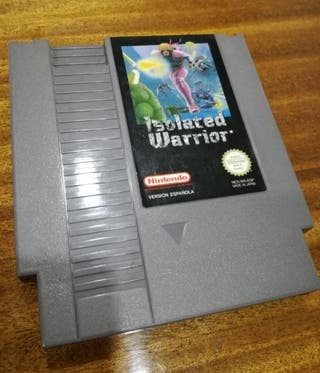 insolated Warrior nes