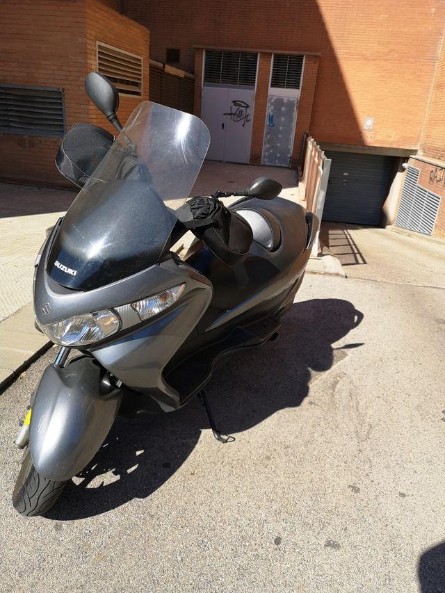 Moto Año 2009