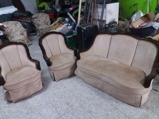 sofás antiguos