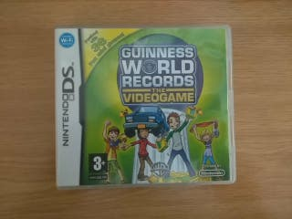 Guinness world records the videogame ds