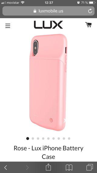 Funda bateria iphone 7 plus