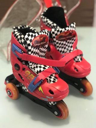 patines de cars