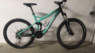 Bicicleta MTB Enduro
