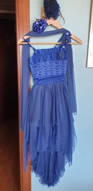 91c1b54519 Vestido de fiesta niña de segunda mano en la provincia de Barcelona ...
