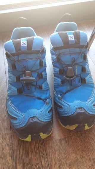 Zapatillas Salomon 44 2/3