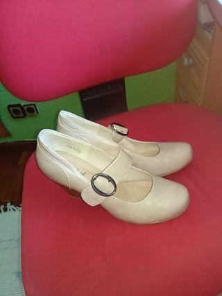 Zapatos tacón mujer 40