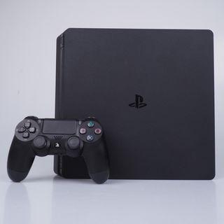 PS4 SLIM CON LOS 5 JUEGOS QUE QUIERAS