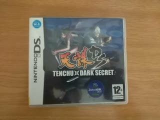Tenchu dark secret ds