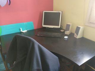 mesa escritorio negro