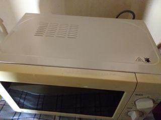 microondas con gril marca LG