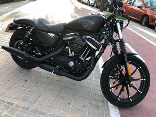 Harley davidson en valencia