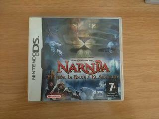 Las cronicas de Narnia ds