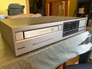 GANGA Philips CD 204 con doble TDA 1540 y CDM 1