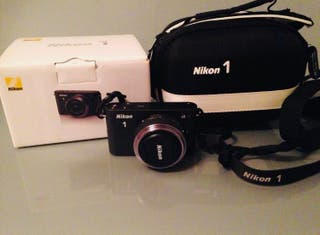 Cámara fotos EVIL Nikon 1 J2