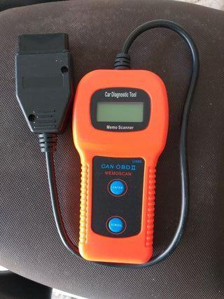escáner para coche