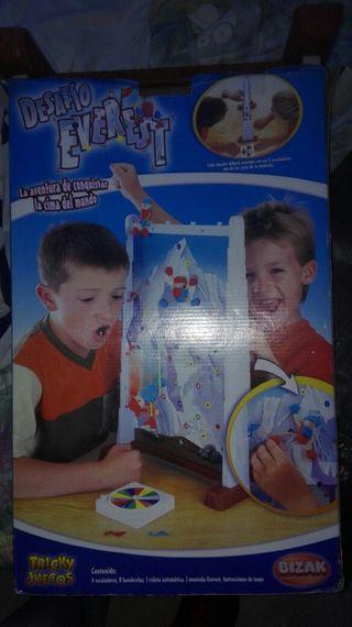 Juego infantil Desafio Everest