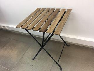 10 Segunda € Ikea Por En De Mesa Madrid Tarno Wallapop Plegable Mano Kul13FT5Jc